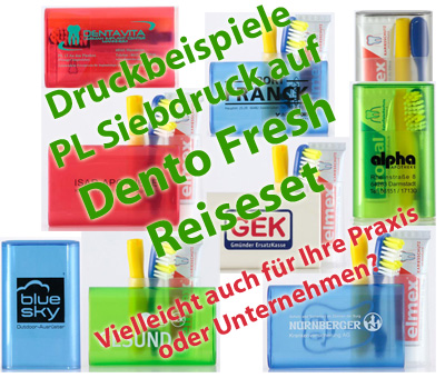 Dento Fresh Reise Set
